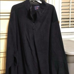 Navy saddlebred sweater 4x